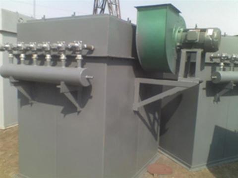 DMC-120型单机脉冲布袋除尘器
